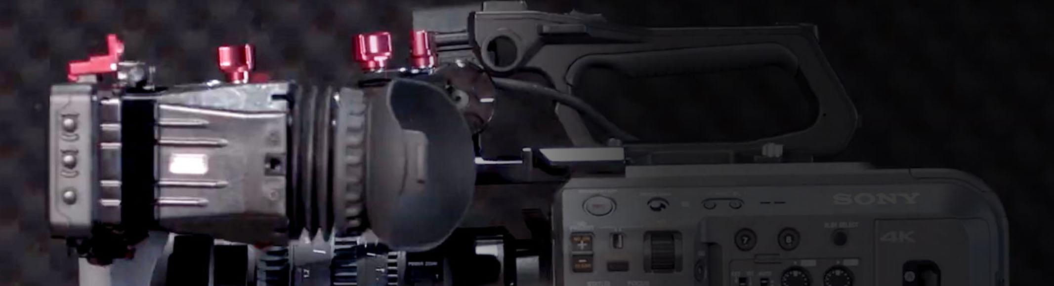 ZACUTO SONY FX9用アクセサリ-の紹介