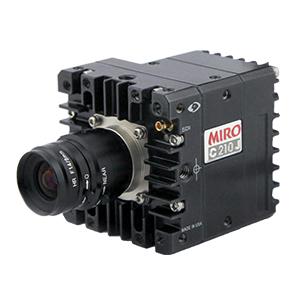 小型・耐GハイスピードカメラPhantom Miro C