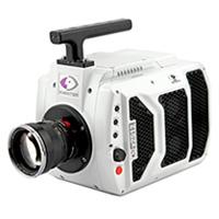ハイスピードカメラPhantom V 超高速度モデル