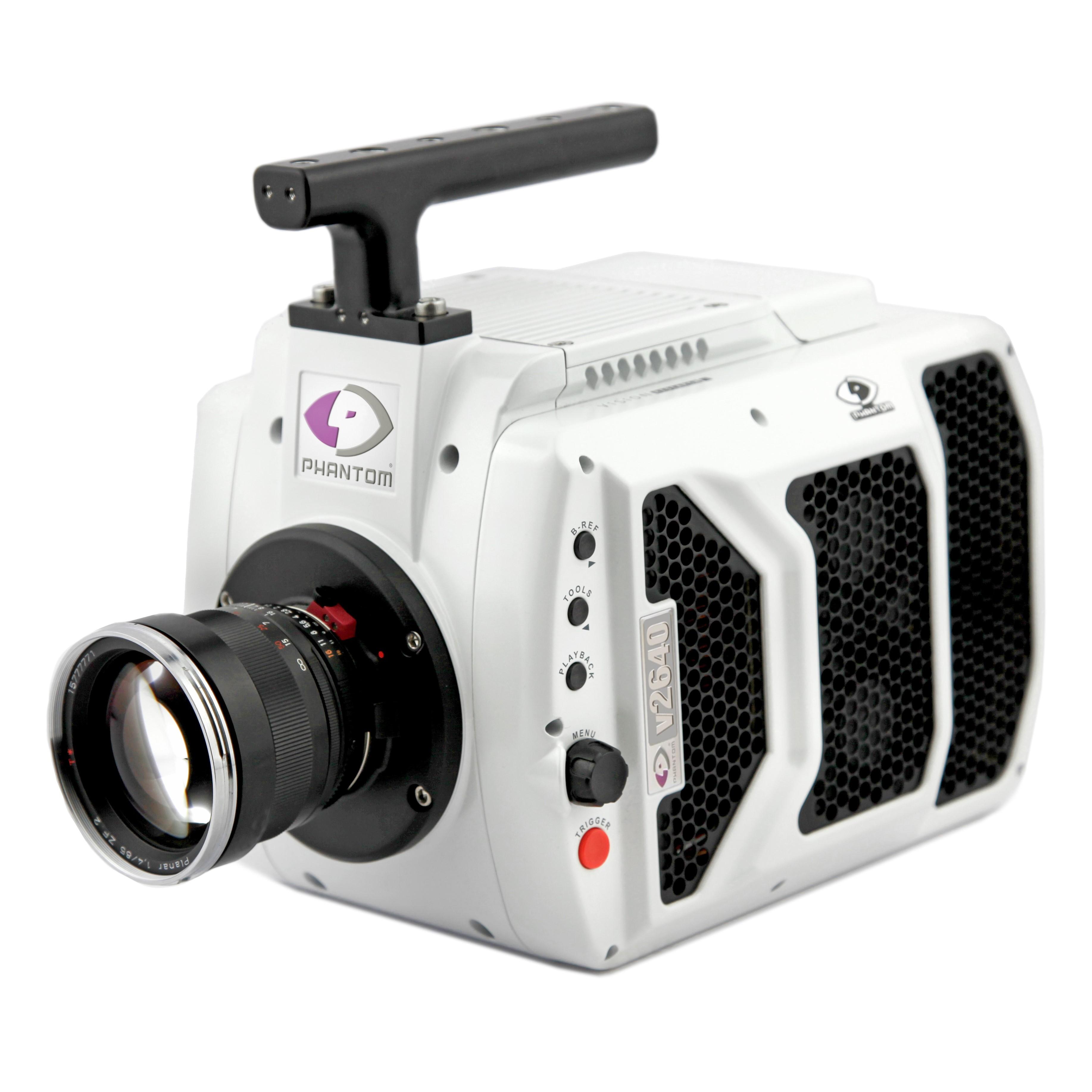 4M 超高画質ハイスピードカメラPhantom v2640