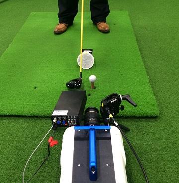ゴルフのDIC解析