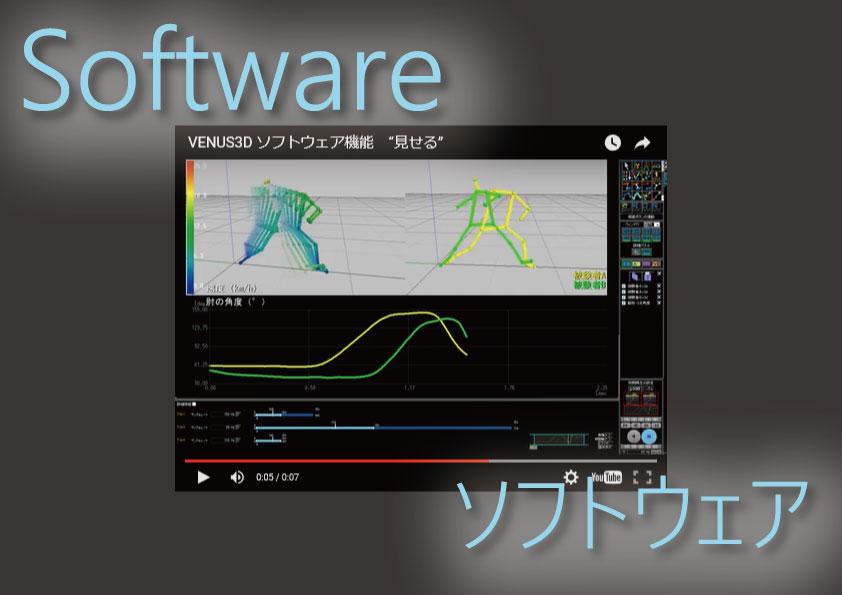 ソフトウェア機能