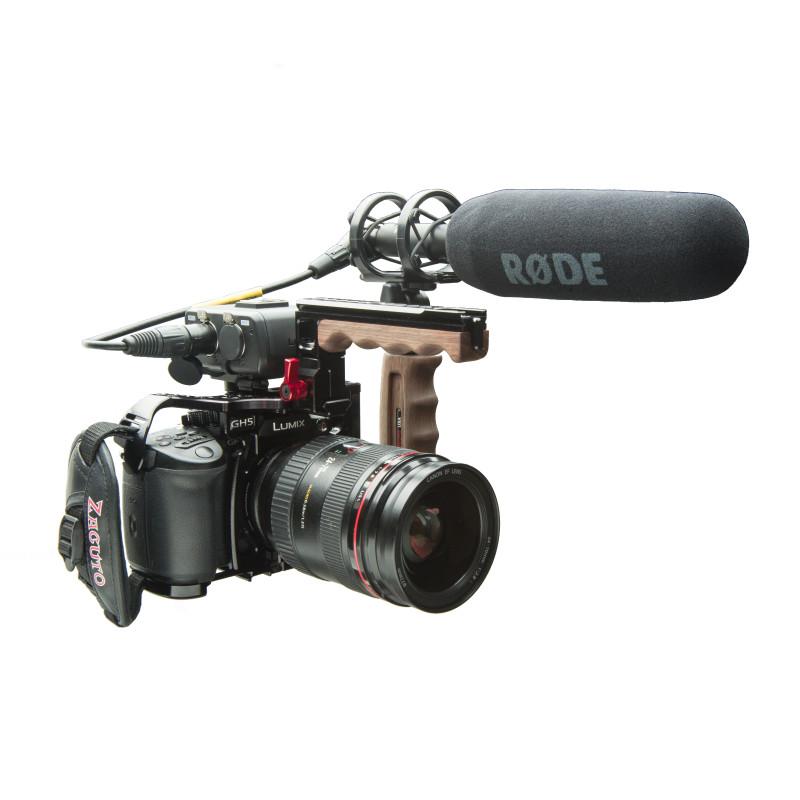 デジタル一眼レフカメラGH5