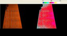 鉄鋼の鋳造時の温度計測