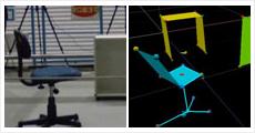 振動試験での3次元変位計測